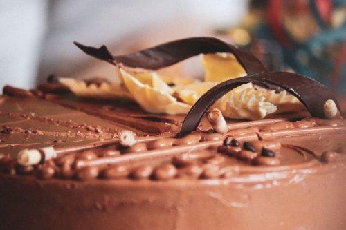 photo gateau chocolat