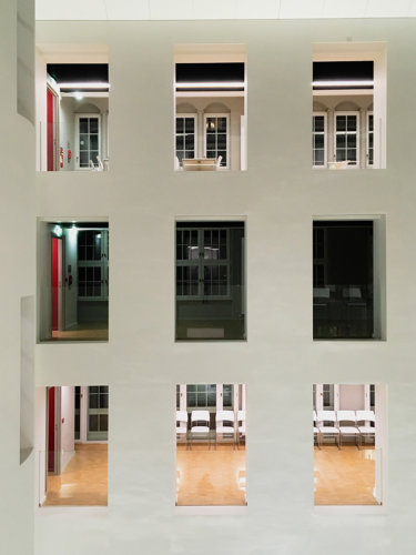 architecture facade ecole danse