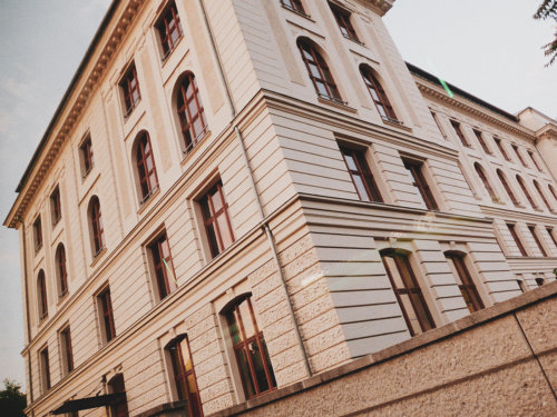 architecture munich facade