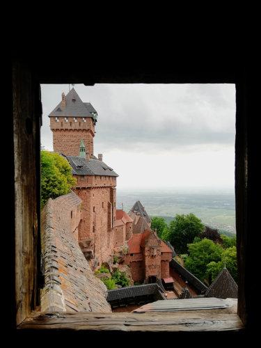 chateau haut koenigsbourg