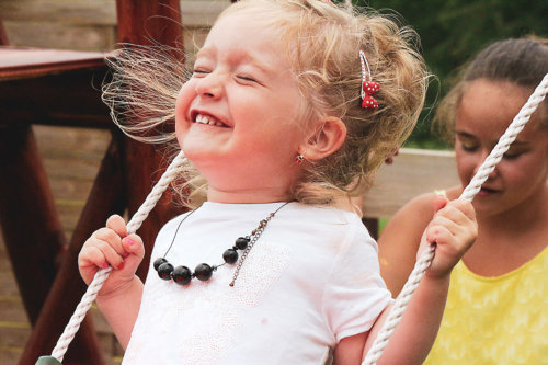 photographie enfant joie