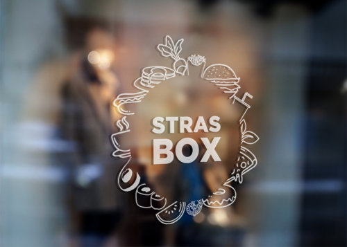 logo vitrine Strasbox