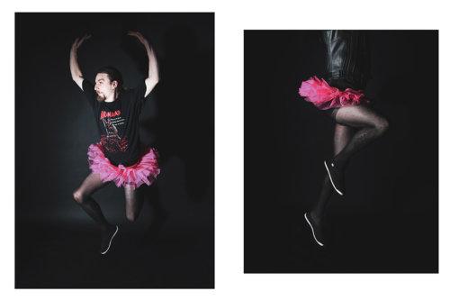 photographie danse humour