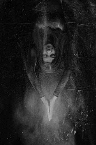 photographie danse noir et blanc