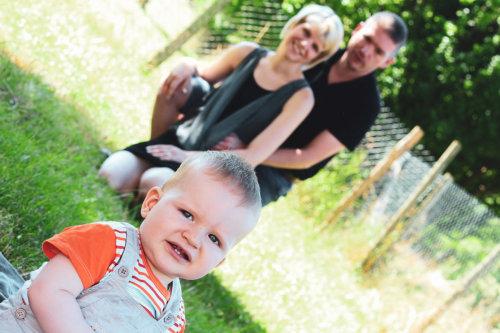 photographie famille enfant