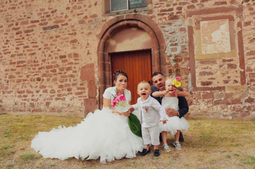 photographie famille humour mariage
