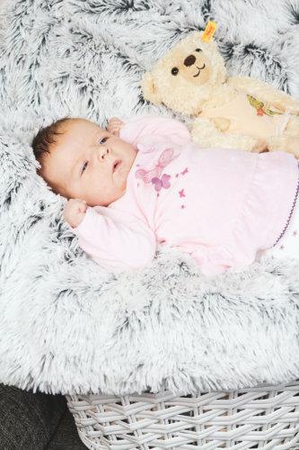 photographie naissance enfant