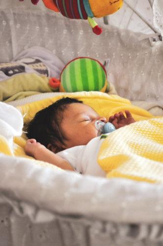 photographie naissance garcon